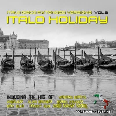 Italo Holiday 6 Promo Mix 2016
