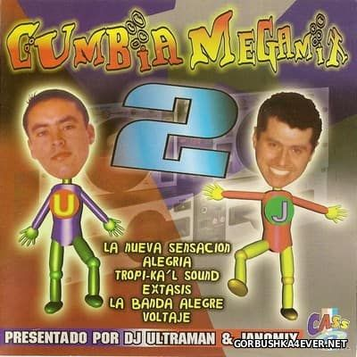 Cumbia Megamix vol 2 [2000]