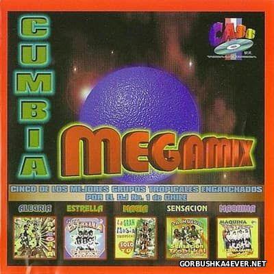 Cumbia Megamix vol 1 [1999]