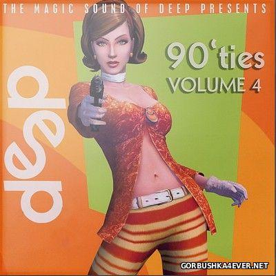 Deep Dance Nineties Mix 04 [2016]