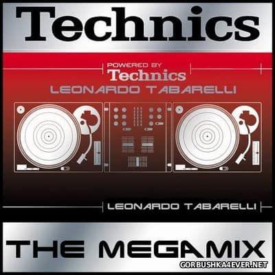 Technics - The Megamix 2016 By Leonardo Tabarelli