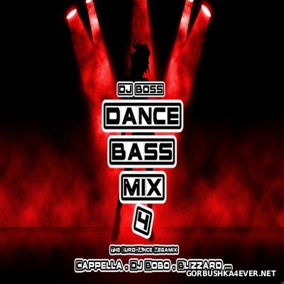 [We Love The 90s] Dance Bass Mix 4 [2016] Mixed by DJ Ridha Boss