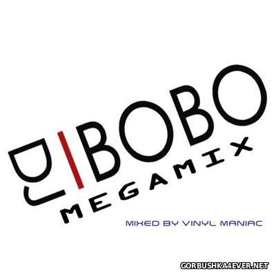 DJ Bobo - Megamix 2016 by Vinyl Maniac DJ