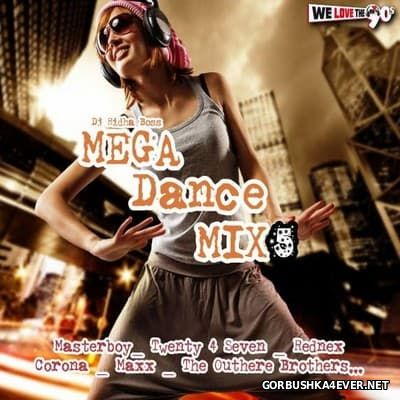 [We Love The 90s] Mega Dance Megamix 5 [2016] Mixed by DJ Ridha Boss