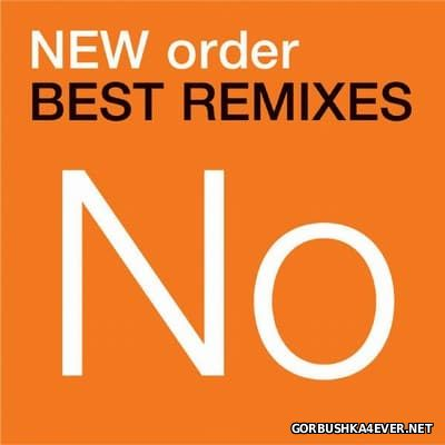 New Order - Best Remixes [2005]