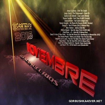 Manuel Rios DJ - Noviembre Mix 2016
