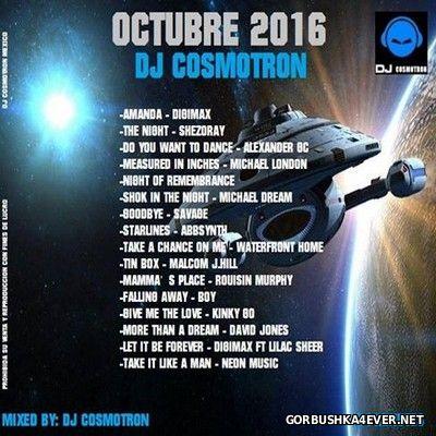 DJ Cosmotron - Octubre Mix 2016