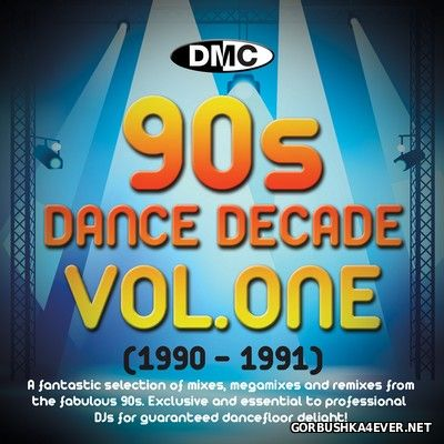 [DMC] Dance Decade 90s volume One (1990-1991) [2013]