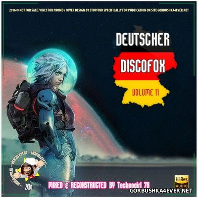 Deutscher Discofox vol 11 [2016] by Technogirl 78