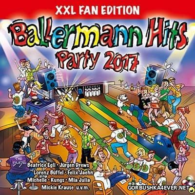 Ballermann Hits Party 2017 (XXL Fan Edition) [2016] / 3xCD