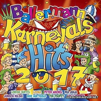 Ballermann Karnevals Hits 2017 [2016]