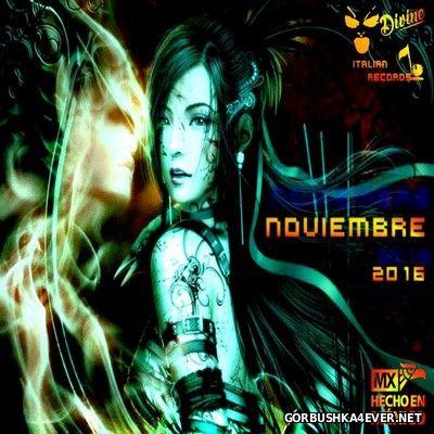 DJ Divine - Noviembre Mix 2016