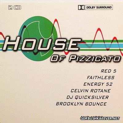 [ZYX] House Of Pizzicato [1997] / 2xCD
