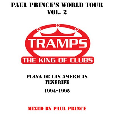 Paul Prince - Playa De Las Americas Tenerife 1994-1995 Mix