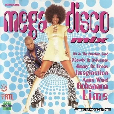 Mega Disco Mix [1995]