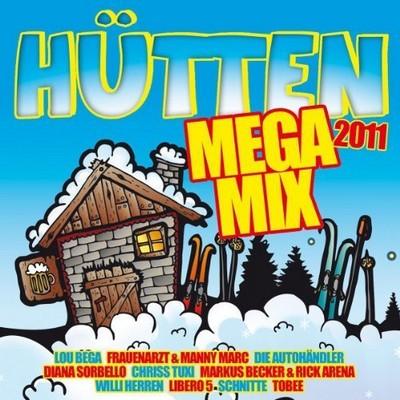 Hutten Megamix [2011] / 2xCD