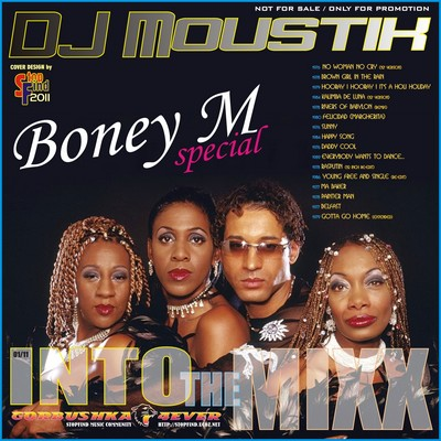 DJ Moustik - Into The Mixx [01/2011] Boney M Special