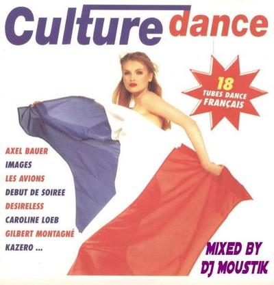 DJ Moustik - Culture Dance French Mix [2005]