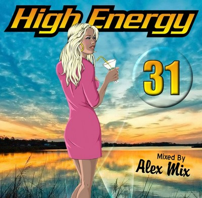 DJ Alex Mix - High Energy Mix vol 31 [2011]