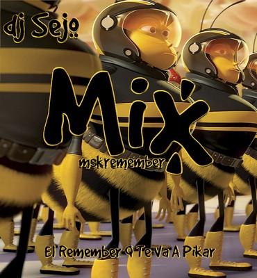 DJ Sejo - El Remember Q Te Va A Pikar Mix [2007]