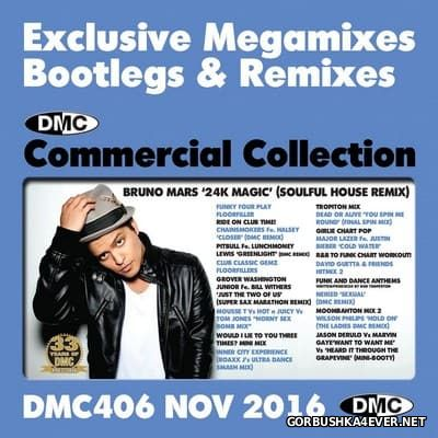 DMC Commercial Collection 406 [2016] November / 2xCD