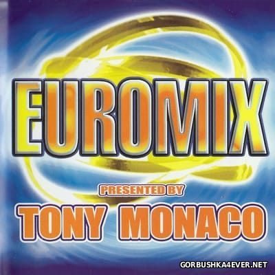 Tony Monaco presents Euromix [2002] / 5xCD / Box Set