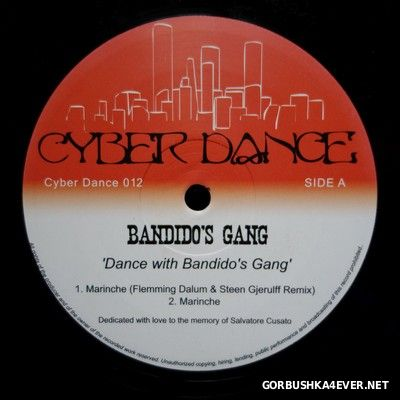 Bandido's Gang - Dance With Bandido's Gang [2016]