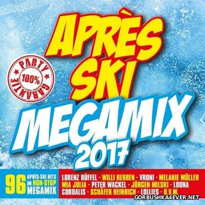 Apres Ski Megamix 2017 [2016] / 2xCD