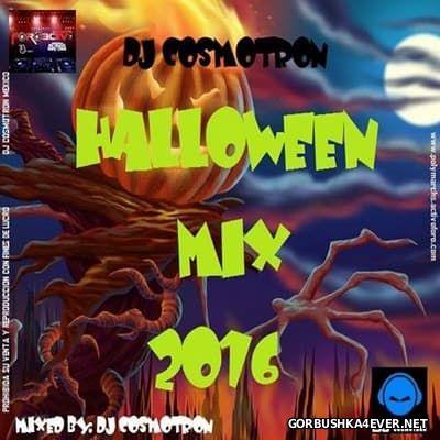 DJ Cosmotron - Halloween Megamix 2011-2016