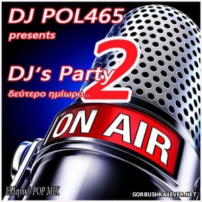 DJ POL 465 - DJ's Party 2