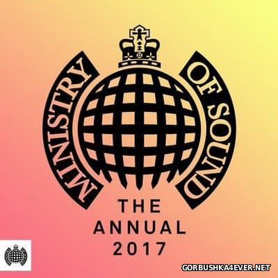 [Ministry Of Sound] The Annual 2017 [2016] / 3xCD