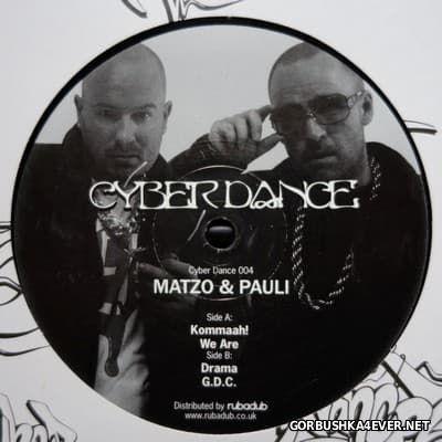 Matzo & Pauli - Matzo & Pauli [2016]