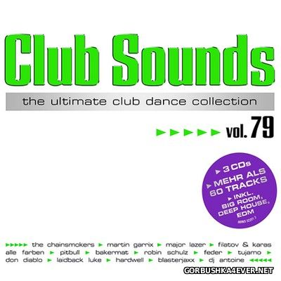 Club Sounds vol 79 [2016] / 3xCD