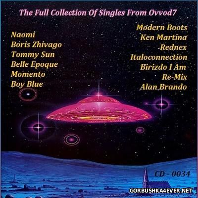 The Full Collection Of Singles vol 34 [2016]