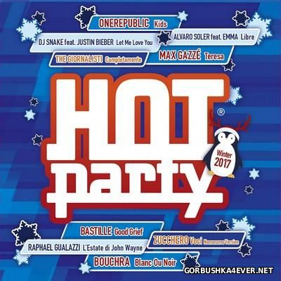 Hot Party - Winter 2017 [2016] / 2xCD