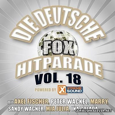 Die Deutsche Fox Hitparade vol 18 [2016] / 2xCD