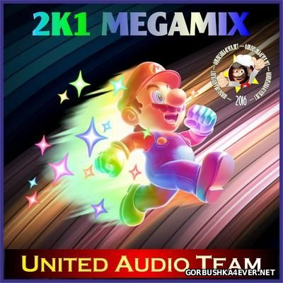 United Audio Team - 2K1 Megamix [2002]