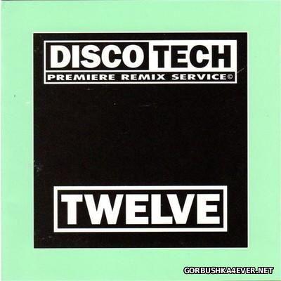 DiscoTech - 12 (Twelve) [1992]