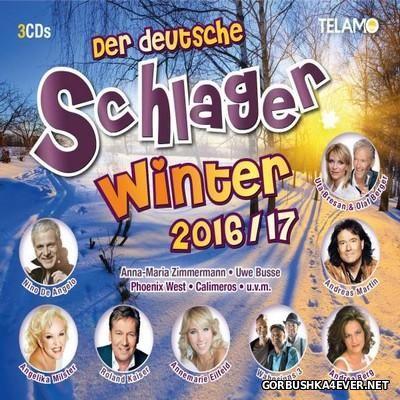 Der Deutsche Schlager - Winter 2016/17 [2016] / 3xCD