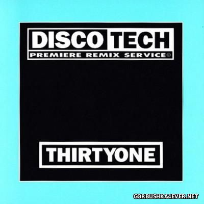 DiscoTech - 31 (ThirtyOne) [1995]