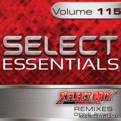 [Select Mix] Select Essentials vol 115 [2016]