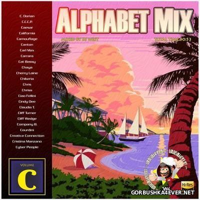 DJ West - Alphabet Mix - volume C [2016]