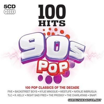 100 Hits - 90s Pop [2009] / 5xCD