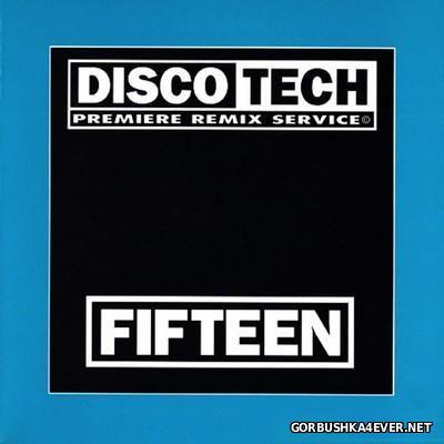 DiscoTech - 15 (Fifteen) [1993]