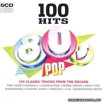 100 Hits - 80s Pop [2008] / 5xCD