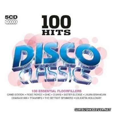 100 Hits - Disco Classics [2011] / 5xCD