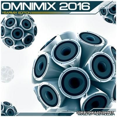 OMNIMIX 2016 / Mixed By Rob Mulder