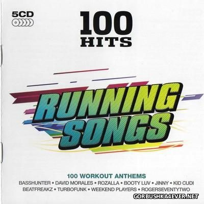 100 Hits - Running Songs [2014] / 5xCD