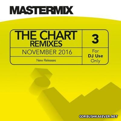 [Mastermix] The Chart Remixes vol 3 [2016]