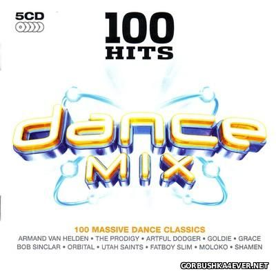 100 Hits - Dance Mix [2008] / 5xCD